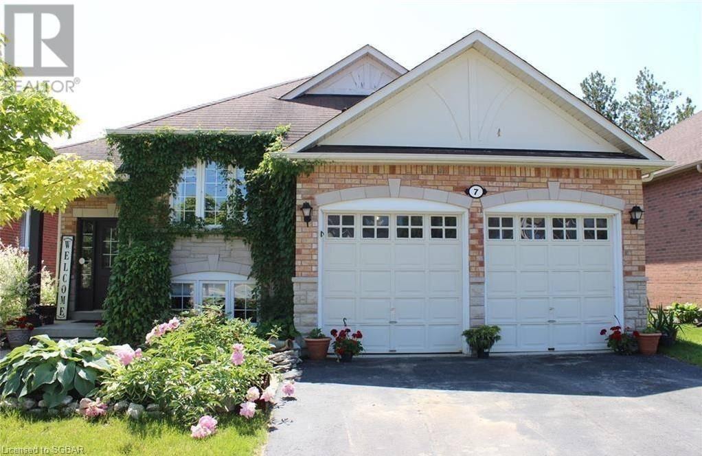 House for sale at 7 Princess Point Dr Wasaga Beach Ontario - MLS: 250862