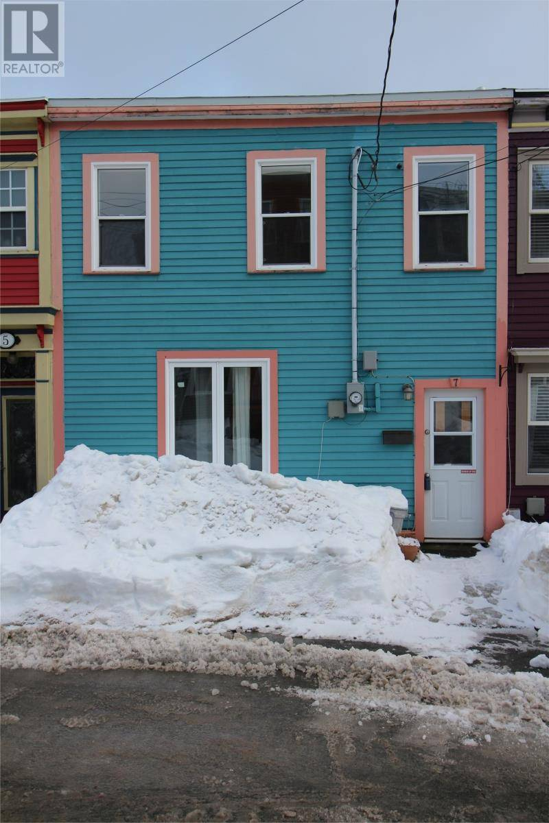 House for sale at 7 Prospect St St. John's Newfoundland - MLS: 1209604