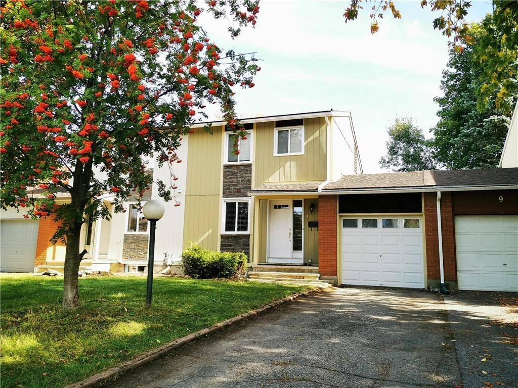 Townhouse for sale at 7 Providence Pl Ottawa Ontario - MLS: 1172167