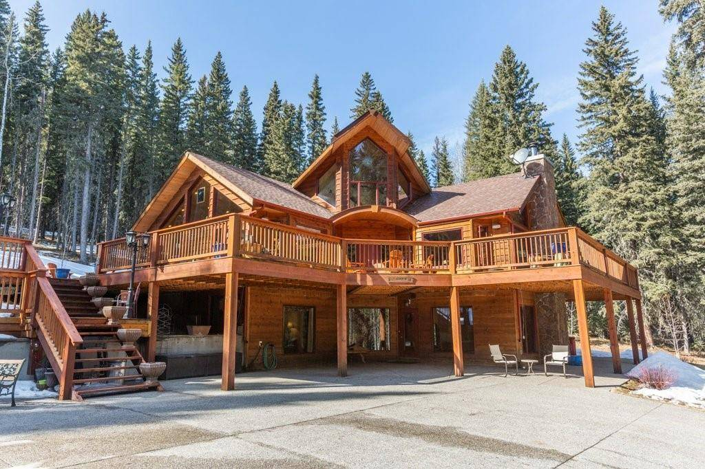 House for sale at 7 Ranch Rd Square Butte, Rural Foothills M.d. Alberta - MLS: C4236069