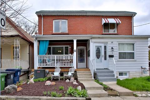 Townhouse for sale at 7 Rectory Rd Toronto Ontario - MLS: W4496403