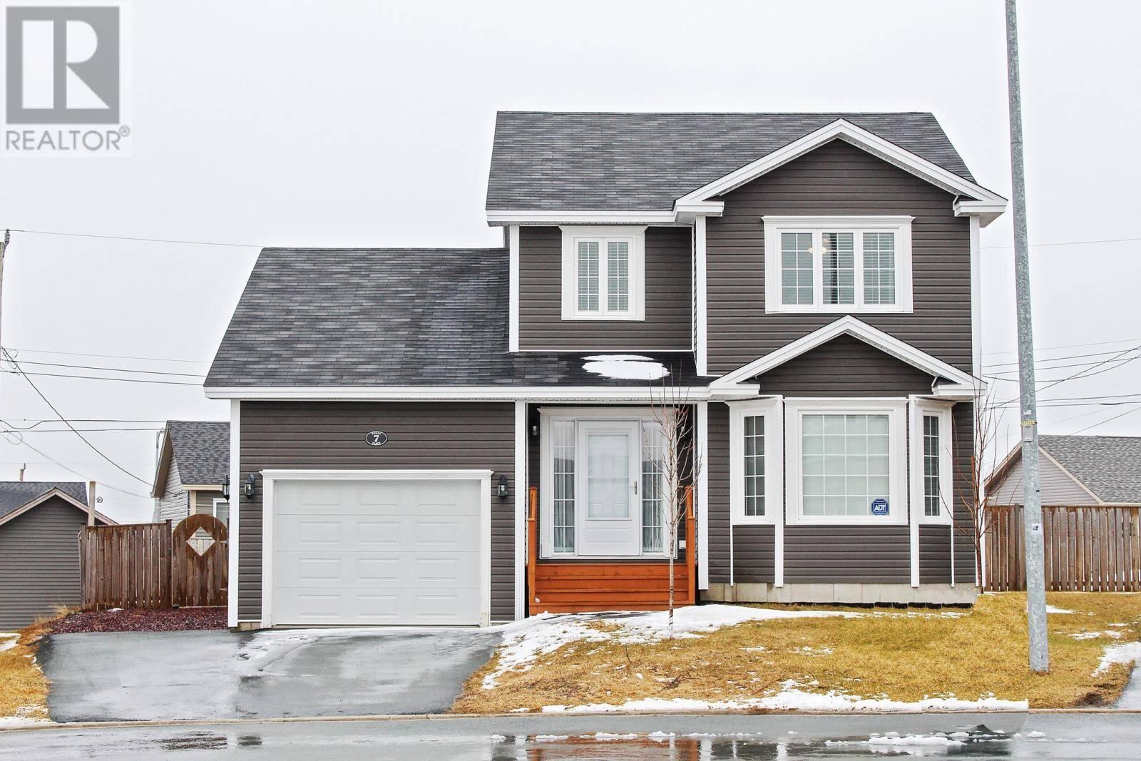 House for sale at 7 Regal Pl Paradise Newfoundland - MLS: 1209592