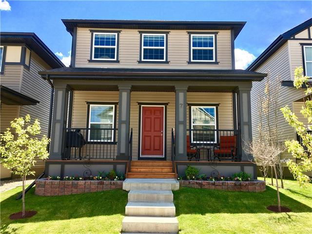 Removed: 7 Reunion Grove Northwest, Airdrie, AB - Removed on 2017-06-27 21:21:06