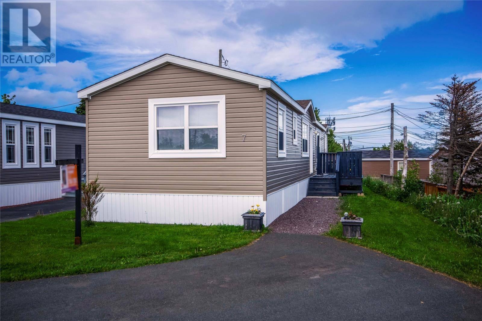 House for sale at 7 Rhaye Pl St. John's Newfoundland - MLS: 1209627