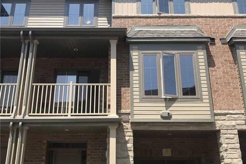 Townhouse for rent at 7 Ridgeside Ln Hamilton Ontario - MLS: X4635229
