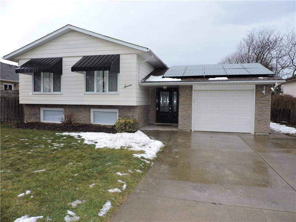 House for sale at 7 Royal Oak Dr St. Catharines Ontario - MLS: 30794395