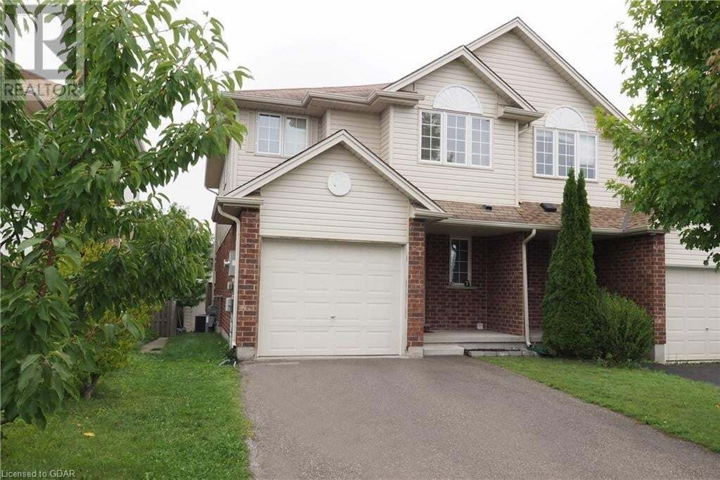 House for sale at 7 Sandcreek Ln Guelph Ontario - MLS: 40021926