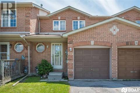 Townhouse for rent at 7 Seymour Cres Barrie Ontario - MLS: 30741159