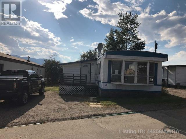 For Sale: 7 Shand Trailer Park, Grande Cache, AB | 2 Bed, 1 Bath Home for $12,900. See 1 photos!