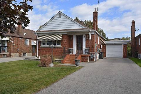 House for sale at 7 Shangarry Dr Toronto Ontario - MLS: E4608042