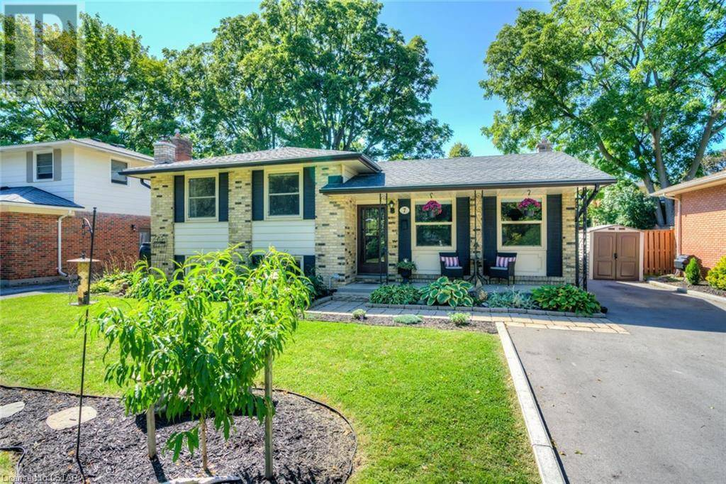 House for sale at 7 Springfield Cres London Ontario - MLS: 219624