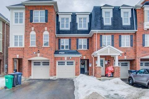 Townhouse for sale at 7 Stewardship Rd Brampton Ontario - MLS: W4385999