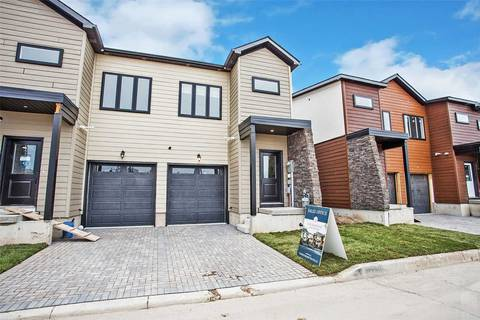 Townhouse for sale at 7 Stonehart Ln Barrie Ontario - MLS: S4604997
