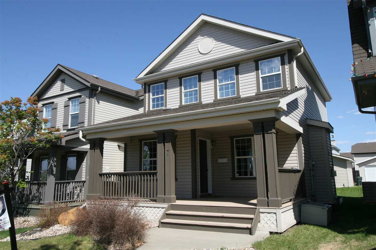 For Sale: 7 Summerland Way, Sherwood Park, AB | 3 Bed, 1 Bath House for $339,900. See 19 photos!