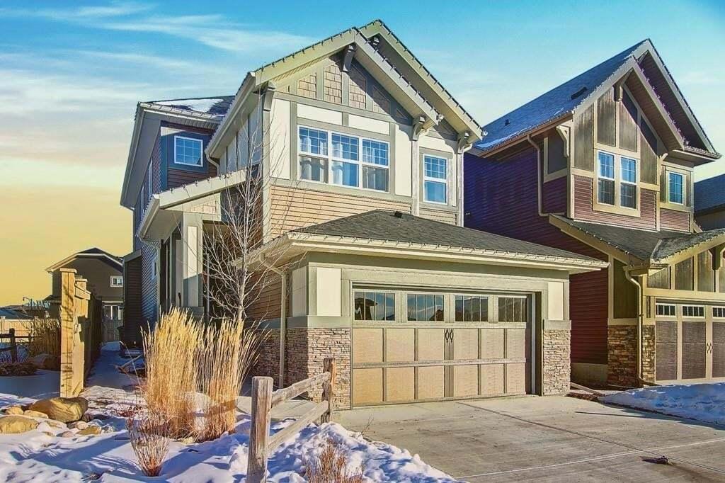 House for sale at 7 Sundown Tc Sunset Ridge, Cochrane Alberta - MLS: C4288313