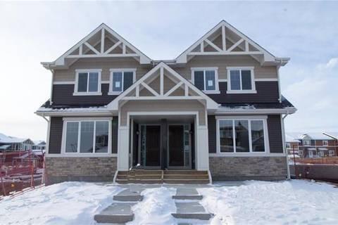 Townhouse for sale at 7 Sunrise Ht Cochrane Alberta - MLS: C4283375