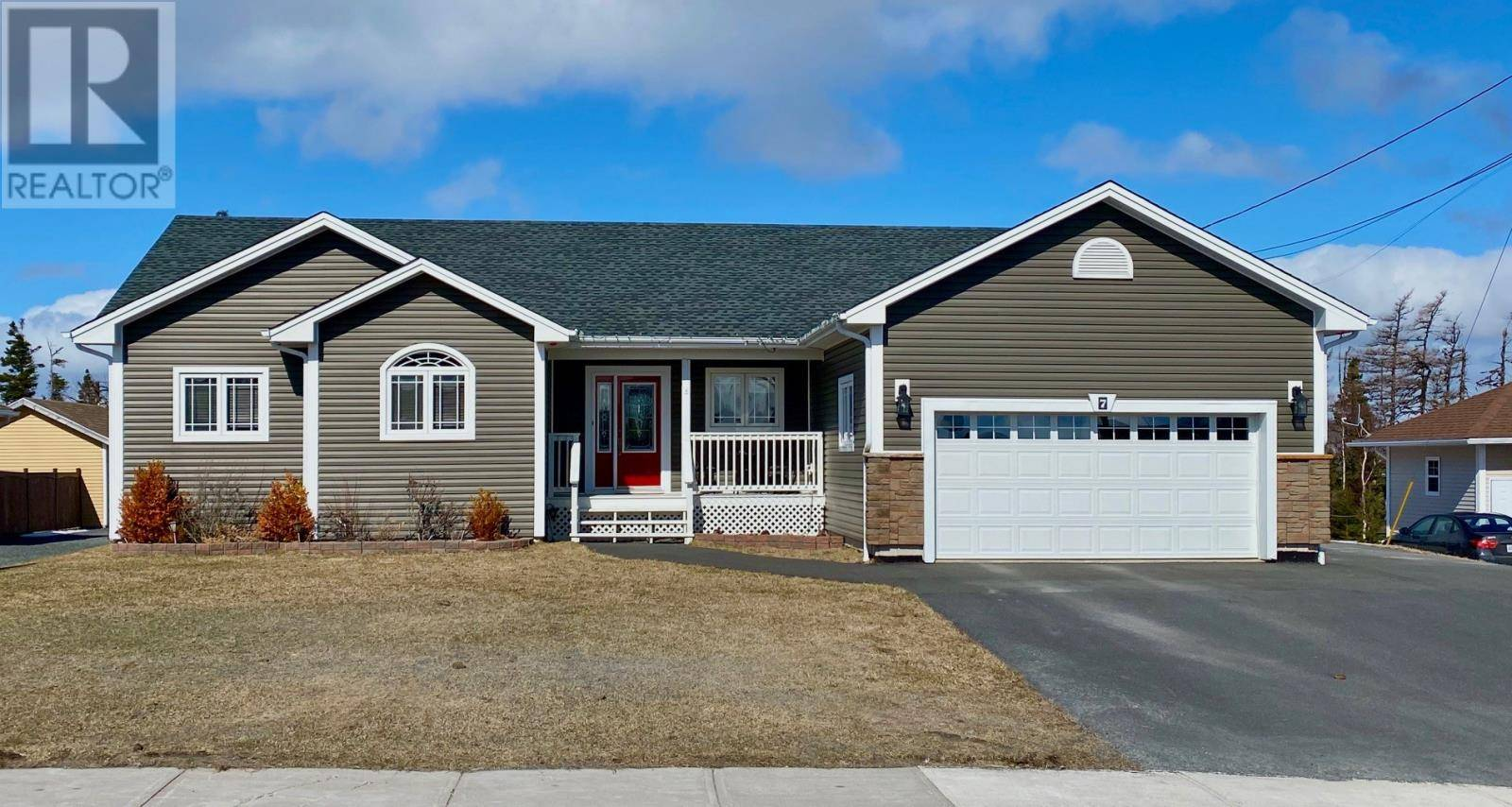 House for sale at 7 Syenite Rd Clarenville Newfoundland - MLS: 1212403