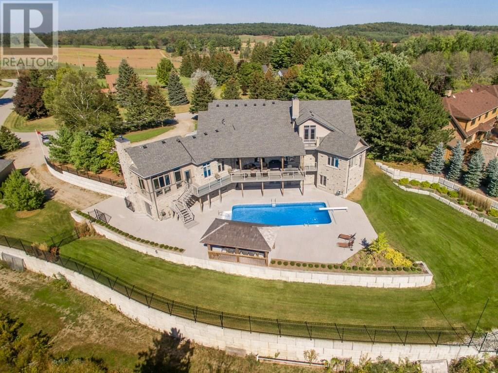 For Sale: 7 Taylor Court, North Dumfries, ON | 4 Bed, 5 Bath House for $2,375,000. See 49 photos!