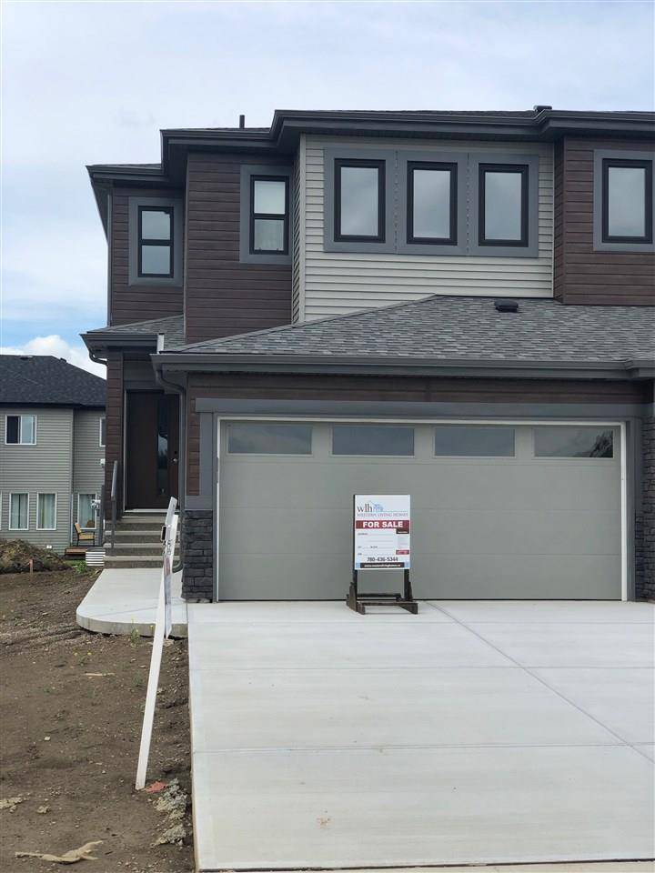 Townhouse for sale at 7 Taylor Ct Spruce Grove Alberta - MLS: E4169843