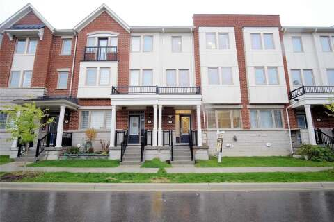 Townhouse for sale at 7 Thomas Swanson St Markham Ontario - MLS: N4954149
