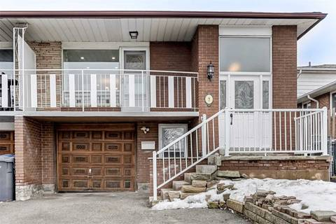 Townhouse for sale at 7 Tolton Dr Brampton Ontario - MLS: W4702827