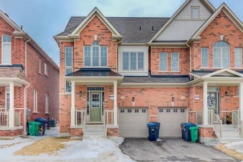 Townhouse for sale at 7 Truro Circ Brampton Ontario - MLS: W4384452