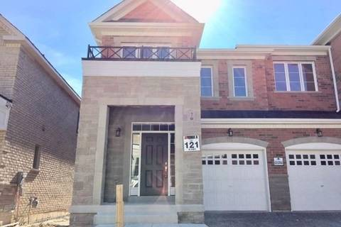 Townhouse for rent at 7 Twinflower Ln Richmond Hill Ontario - MLS: N4484062