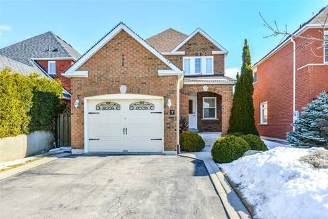 House for sale at 7 Twisted Oak St Brampton Ontario - MLS: W4381287