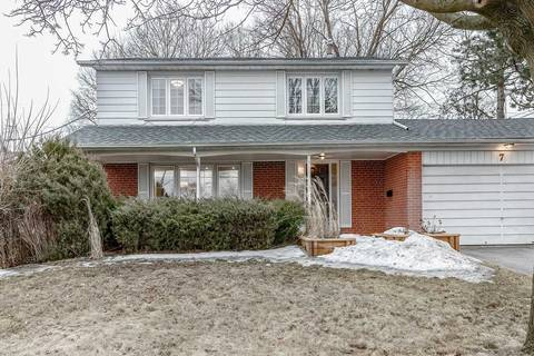 House for sale at 7 Unicorn Ave Toronto Ontario - MLS: C4391977