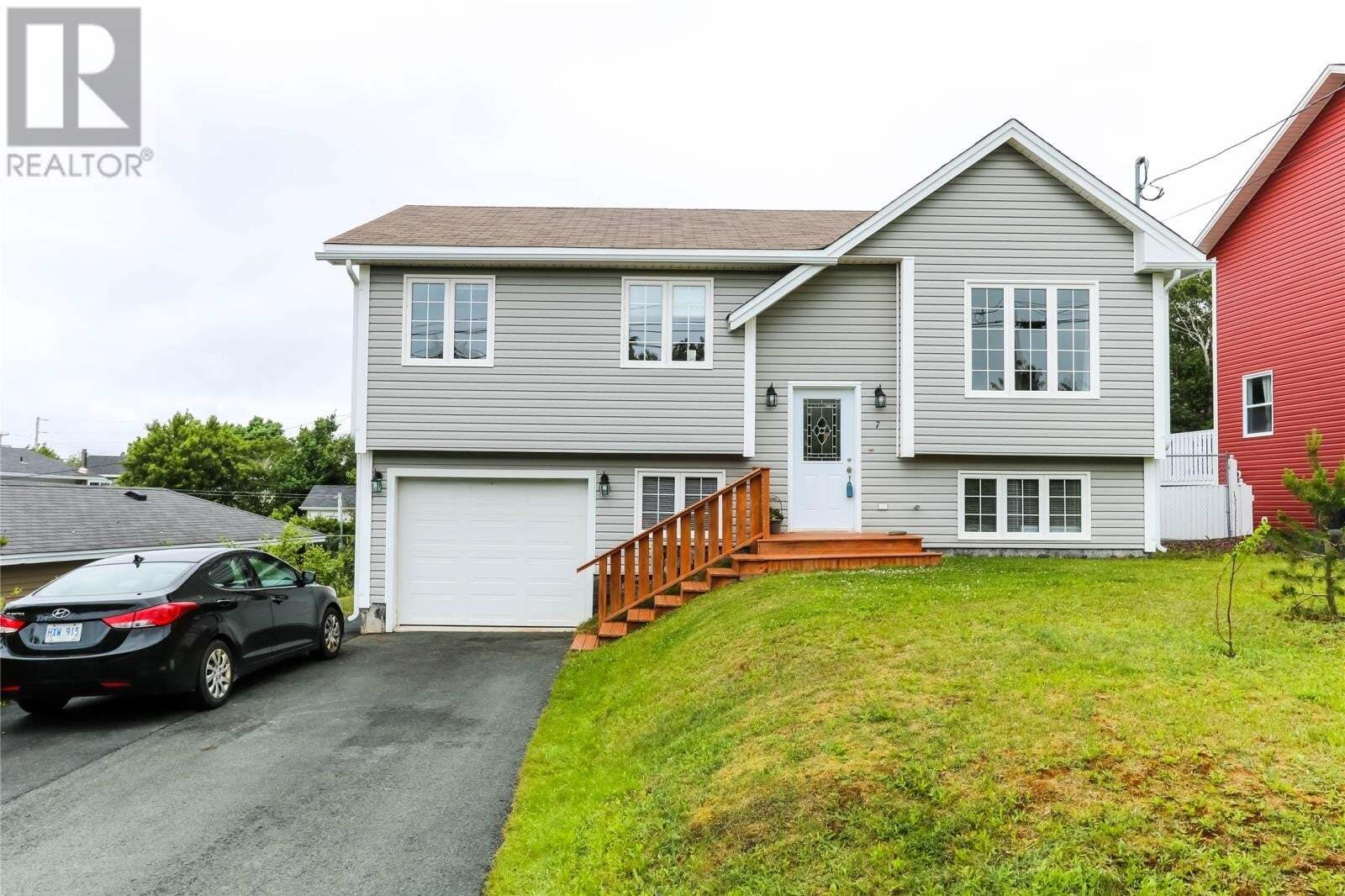 House for sale at 7 Upper Gullies Elementary Rd Conception Bay South Newfoundland - MLS: 1217026