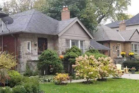 House for rent at 7 Van Dusen Blvd Toronto Ontario - MLS: W4646074