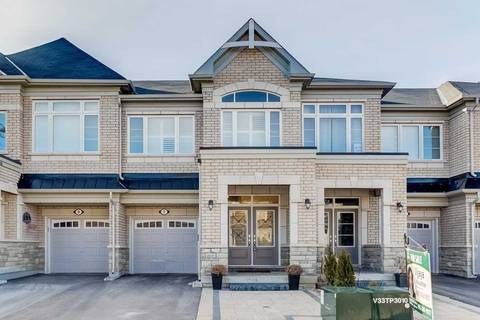 Townhouse for sale at 7 Vedette Wy Vaughan Ontario - MLS: N4487269