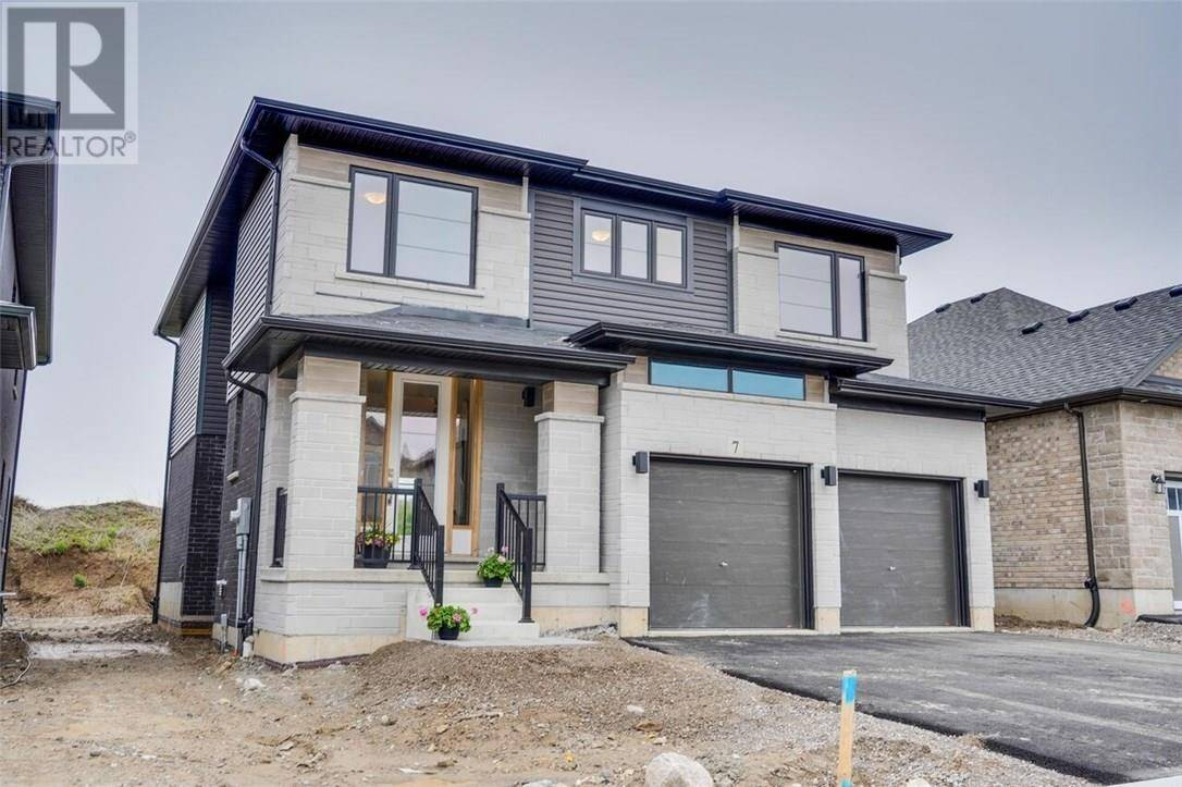 House for sale at 7 Vic Chambers Pl Paris Ontario - MLS: 30739457