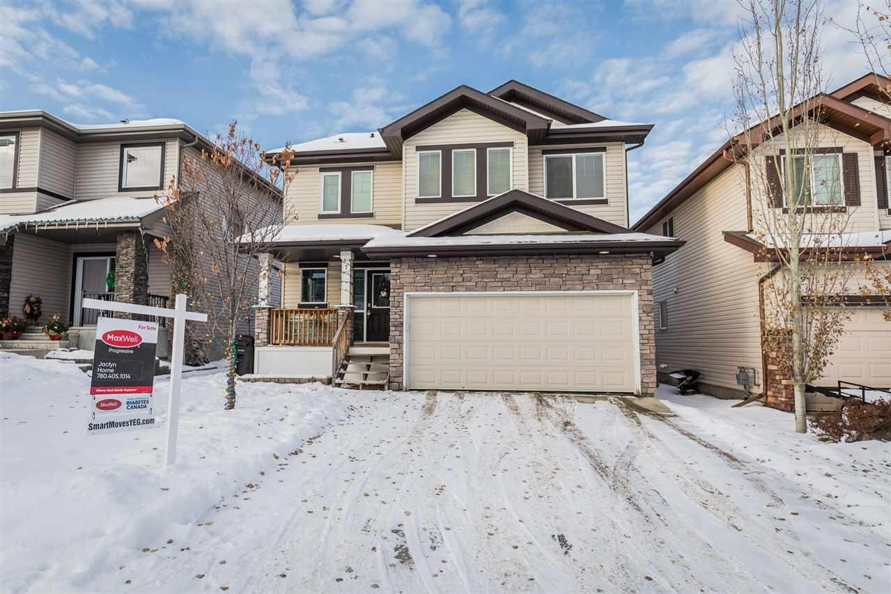 House for sale at 7 Vivian Wy Spruce Grove Alberta - MLS: E4217733