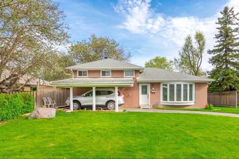 House for rent at 7 Waterbury Dr Toronto Ontario - MLS: W4738121