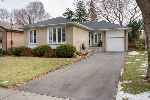 House for sale at 7 Watercliffe Rd Toronto Ontario - MLS: W4653221