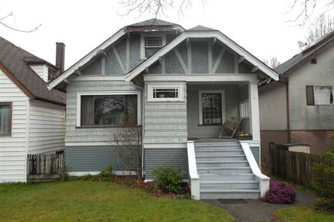 House for sale at 7 20th Ave W Vancouver British Columbia - MLS: R2369069