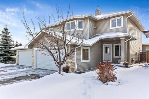 Townhouse for sale at 7 West Cedar Ri Southwest Calgary Alberta - MLS: C4286638