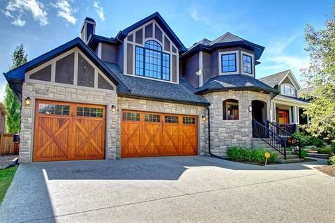House for sale at 7 Westpoint Pl Southwest Calgary Alberta - MLS: C4256354
