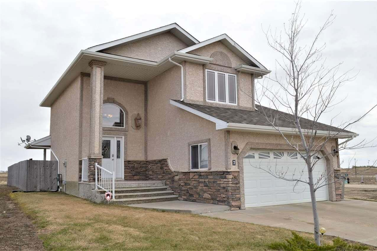 House for sale at 7 Whitetail Wy Mundare Alberta - MLS: E4197396