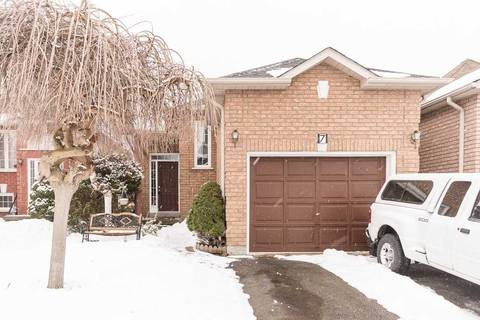 House for sale at 7 Willey Dr Clarington Ontario - MLS: E4694408