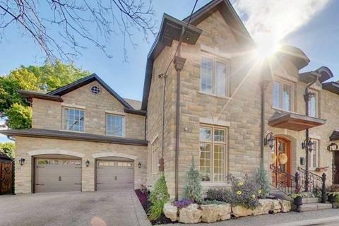 Townhouse for sale at 7 William St Brampton Ontario - MLS: W4392774