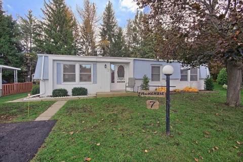 House for sale at 7 Willow Landing  Innisfil Ontario - MLS: N4618338