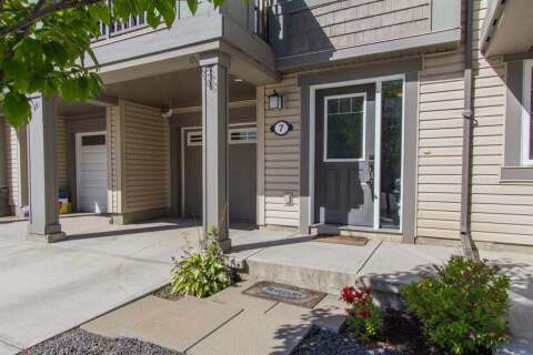 Townhouse for sale at 7 Windstone Green SW Airdrie Alberta - MLS: A1021193