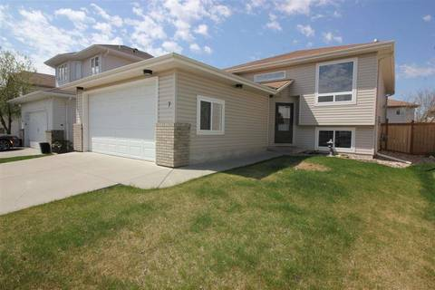 House for sale at 7 Woods Cres Leduc Alberta - MLS: E4136500