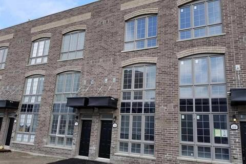 Townhouse for rent at 1 Elsie Ln Unit 70 Toronto Ontario - MLS: W4441381