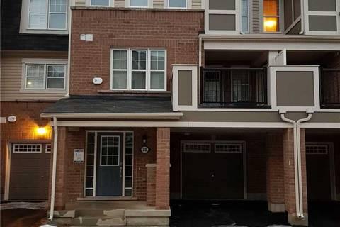 Townhouse for sale at 1000 Asleton Blvd Unit 70 Milton Ontario - MLS: W4715995