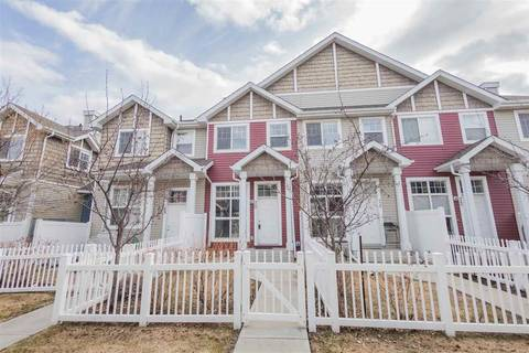 Townhouse for sale at 2051 Towne Centre Blvd Nw Unit 70 Edmonton Alberta - MLS: E4151442
