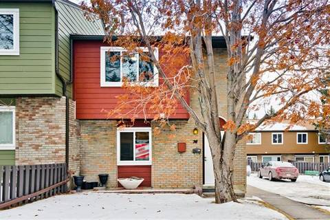 Townhouse for sale at 210 86 Ave Southeast Unit 70 Calgary Alberta - MLS: C4287687