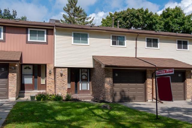 Sold: 70 - 222 Pearson Street, Oshawa, ON